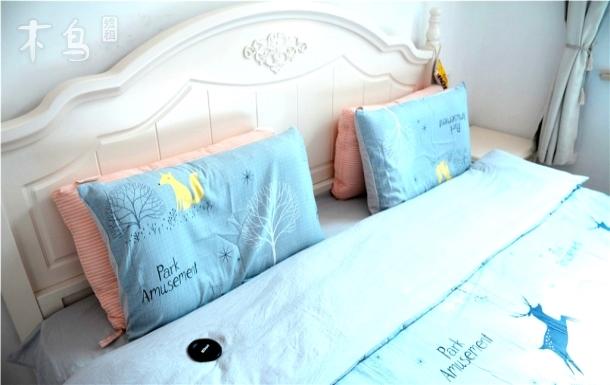 林屋洞景区附近温馨舒适大床房