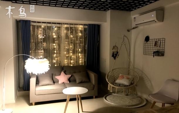 一木家景观公寓近东客站地铁2号线天府广场春熙路近川师超大公园