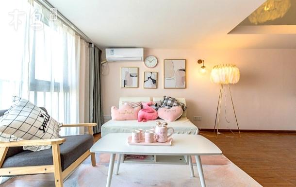 【金粉世家】2号线地铁上盖Loft公寓 直达西湖断桥2室1厅整租