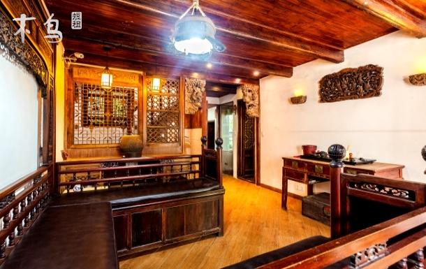 锦溪古镇核心位置 古朴民居 三居室