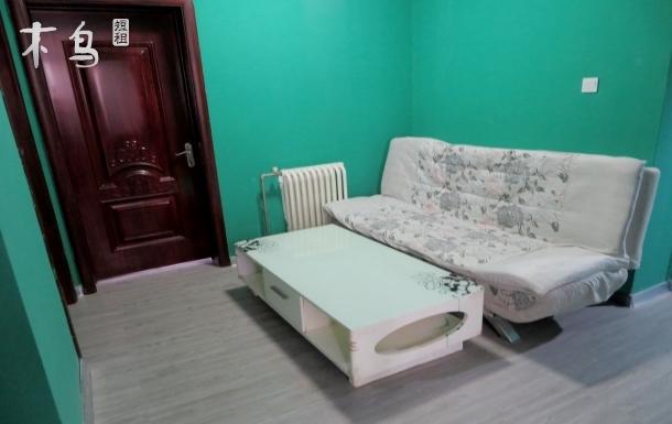 万达广场西元国际精装温馨独卫1米5大床房