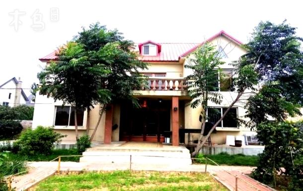 中国田园风情旅游多人聚会别墅,离方特欢乐世界