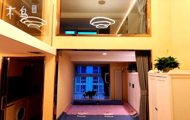八大处香山南路loft 精装公寓,智能家居。