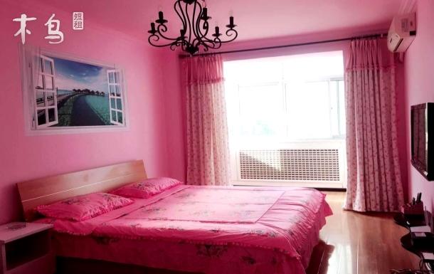 避暑山庄对面温馨日租公寓两居室