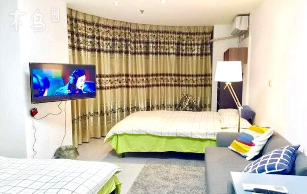 温馨双床房(81号)距离新华医院50米