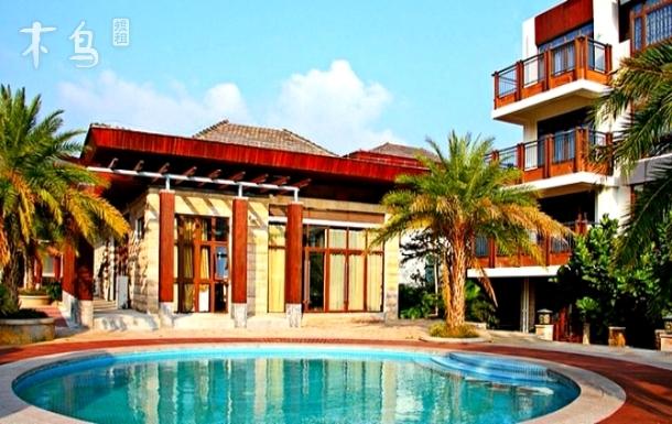 近亚龙湾高尔夫球会 两室一厅豪华景观套房