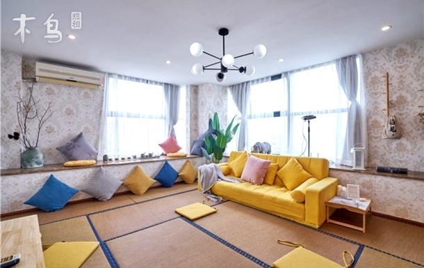 Room4·Loft眺望西湖湖景豪华大套房