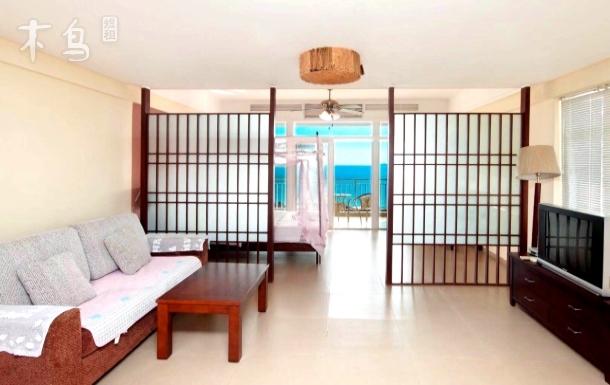高层一线海景两房一厅