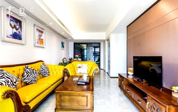 三亚湾双景品质房 温馨两居室