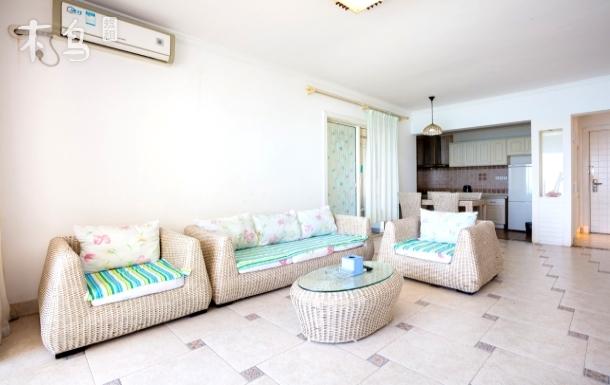 三亚蓝色印象兰海三期豪华海景两房一厅套房