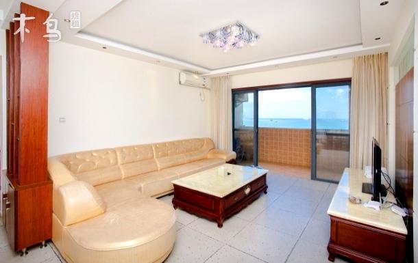 三亚蓝色印象兰海三期豪华海景三房一厅套房