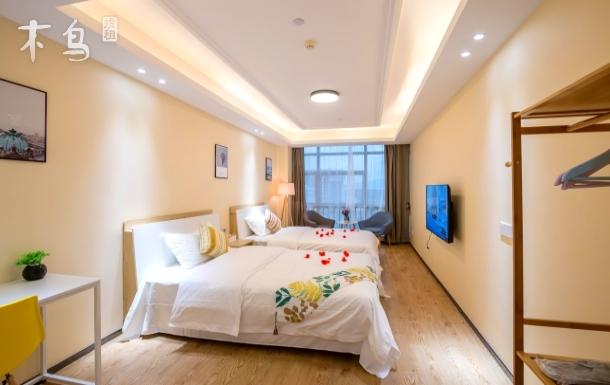 忆家公寓未来科技城海创园标准商务房