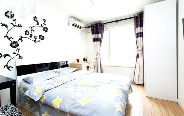 每寓16#公益西桥地铁一分钟整租精装一居