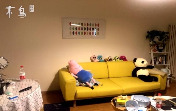 北京市通州区珠江丽景家园一居室(只能接待女士)