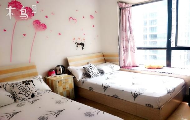 广州东站附近林和中路舒适五居室