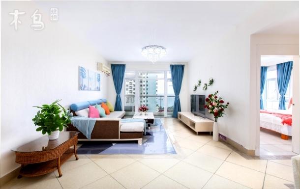 现代简洁海景两室一厅