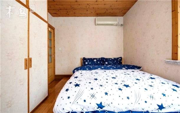 中山公园地铁口花园社区,温馨舒适客卧