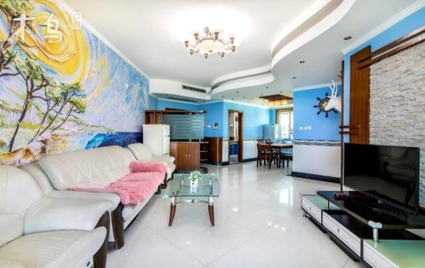 瑞海豪庭海景套房9楼四室两厅