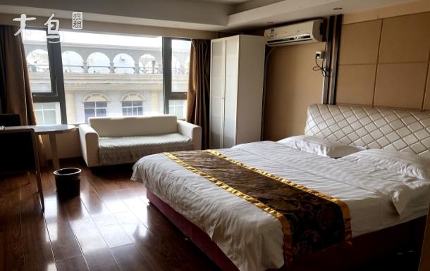 国贸 世贸天阶 三里屯附近精装白领公寓 配置齐全