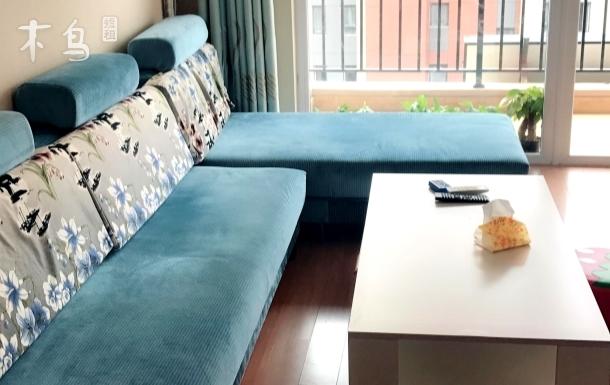 青岛城阳佳家园附近万科套二精装大床房