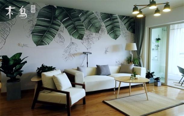 预定两晚包接高铁+洱海国际公寓 【ins】北欧简约两居室