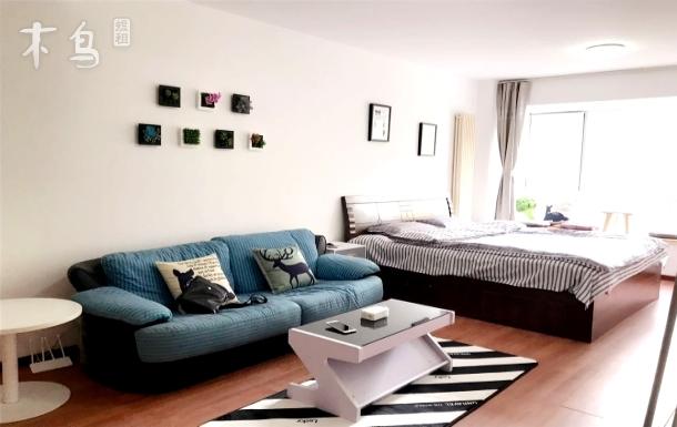 海淀桥 地铁10号线 经济实惠新式公寓一居