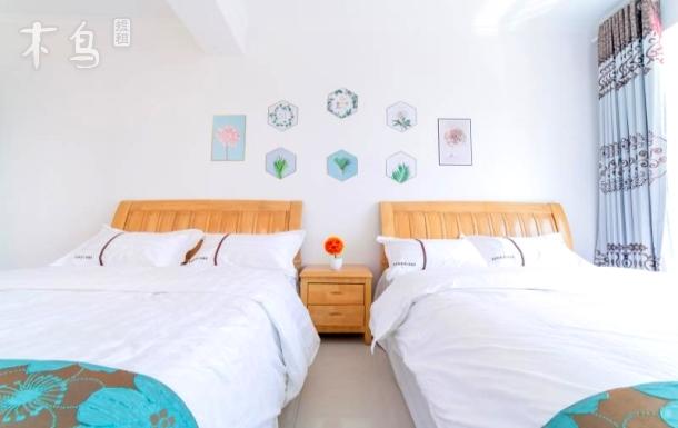 银滩国际码头爱之旅海景公寓三床房(两室一厅)
