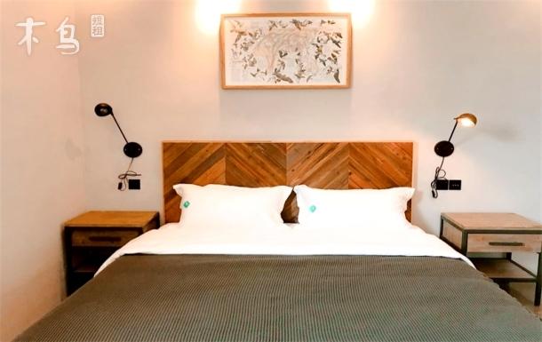 大鹏所城『兰井』303私家泳池舒适大床房,摄影师的家,较场尾
