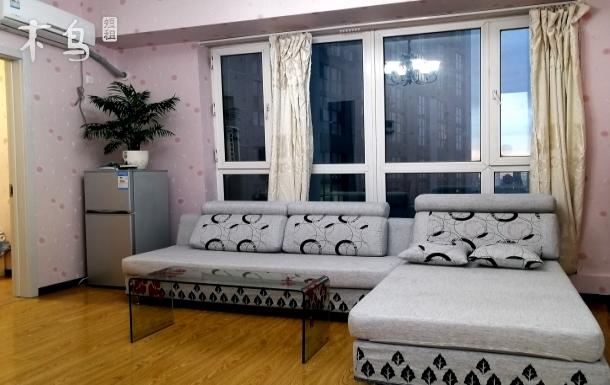 会展中心温馨现代小资房整租一居室