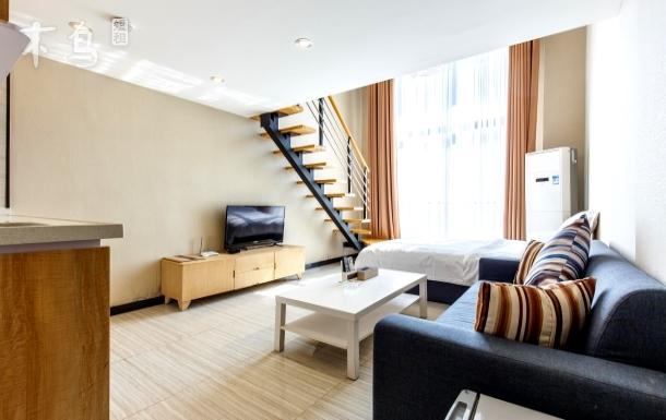 广州高赛思公寓复式三床房