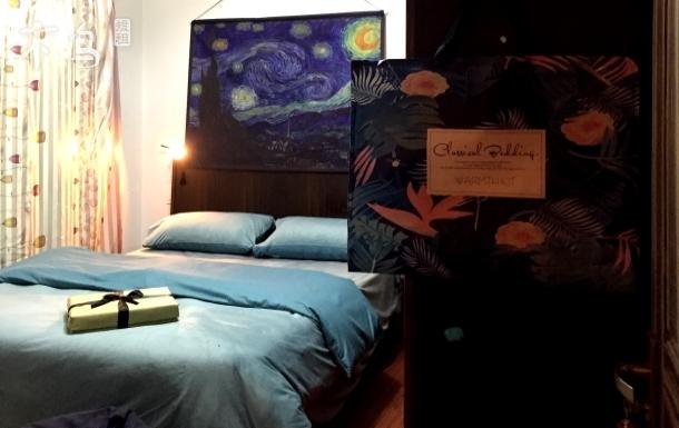 杭州东站旁/地铁1/4号断桥10分钟抵达 Van Gogh's starry s