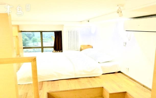 宜居珠江摩派loft两居室套房
