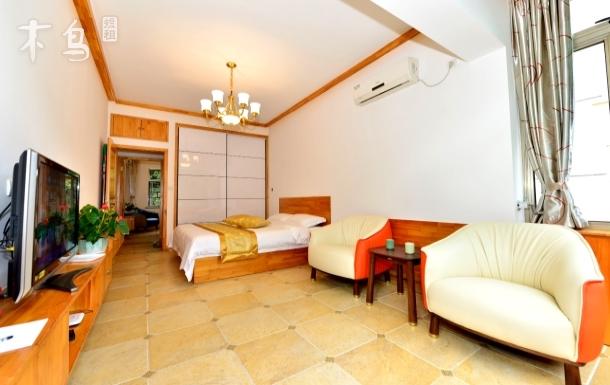 杭州西湖宝石山居公寓·山景两房