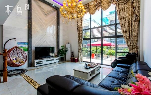 广州市从化富力泉天下8房精致豪华别墅
