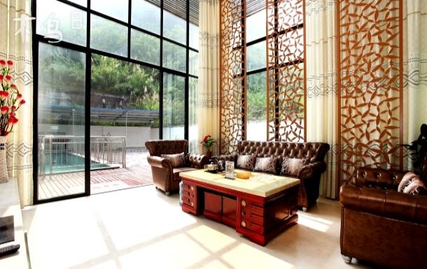 广州市从化明月山溪豪华8房别墅