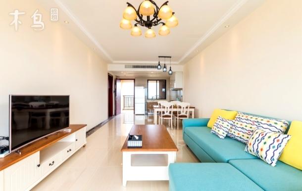 三亚海棠湾 福湾度假公寓 豪华海景两室一厅