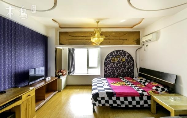 沈阳娟子公寓优质大床房