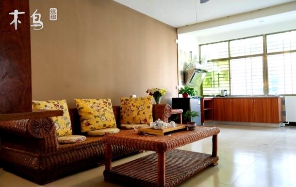 海棠湾近301医院、蜈支洲岛2房1厅家庭套房,