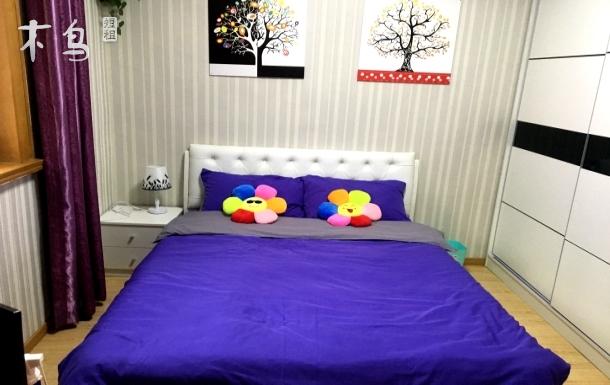 陆家嘴地铁2号线浪漫满屋整租双人床