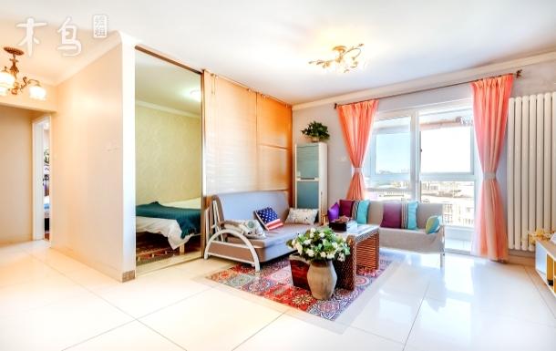 125平米天安门故宫北京站前门王府井125平米宽敞舒适三室一厅