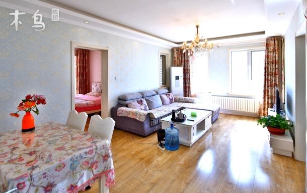 古城墙下 北关街 时光公寓 两居室