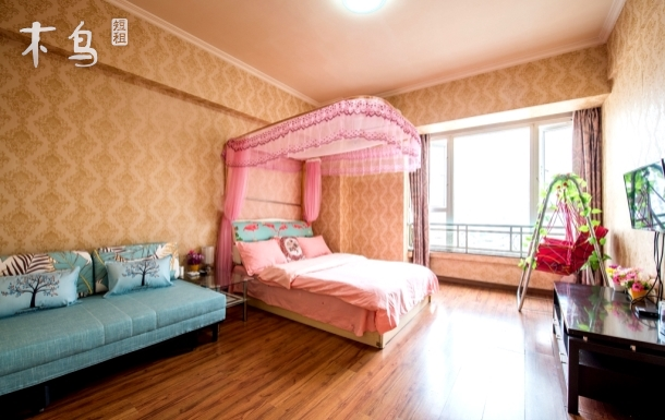 成都鑫益公寓公寓温馨情侣房