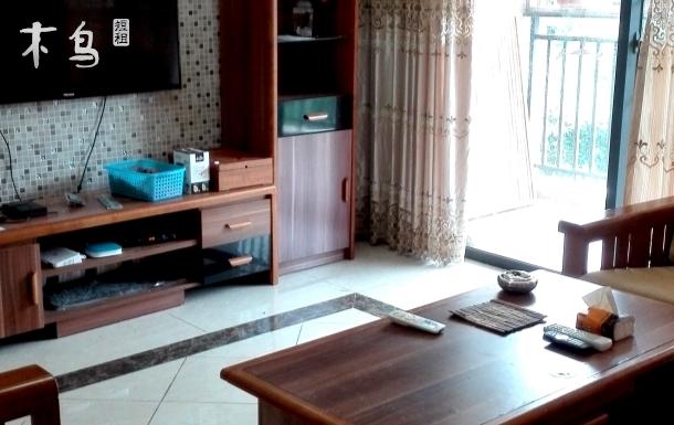 三亚山海行精品旅居大东海鹿回头三室两厅两卫电梯房可做饭家具家电齐全拎包可住