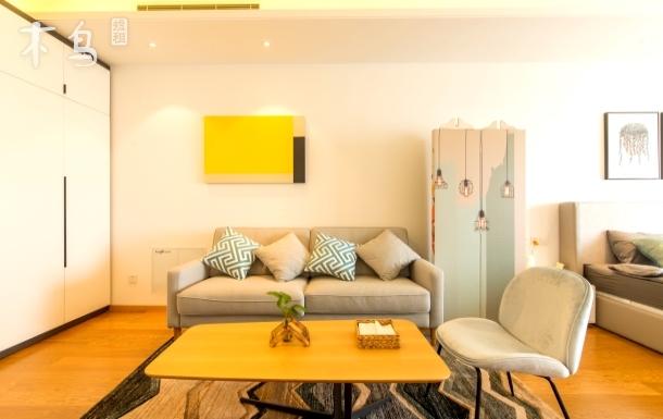 金沙湖天街公寓温馨一居