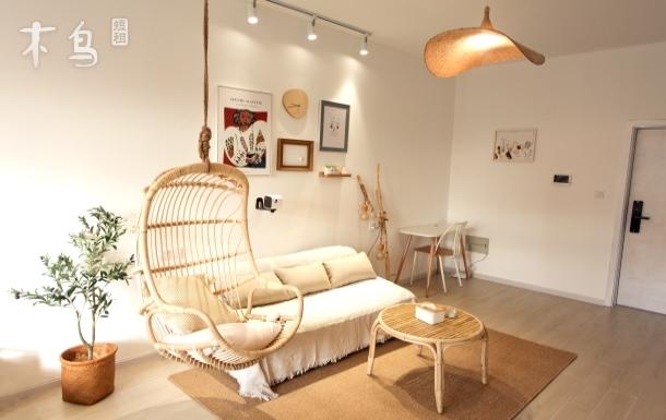 之间·美学设计 ins 北欧温馨房 一居室
