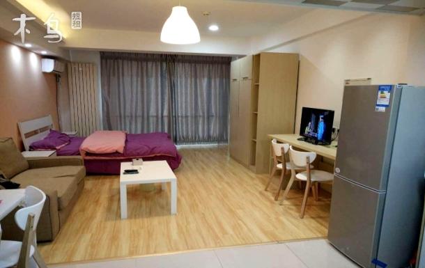 土桥自由筑公寓 温馨一居室