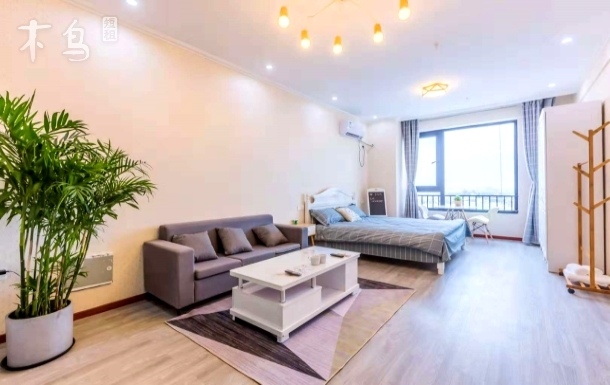 杭州萧山国际机场时光宜家一居公寓24小时免费接送机