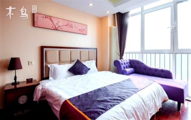 京港深公寓商务一室一厅