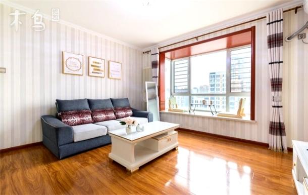 大悦城 天津站海河附近 现代两居室