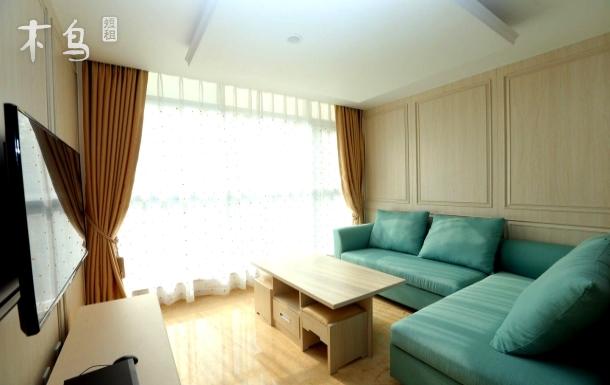 华夏科技园家庭静海联排别墅独立两居室